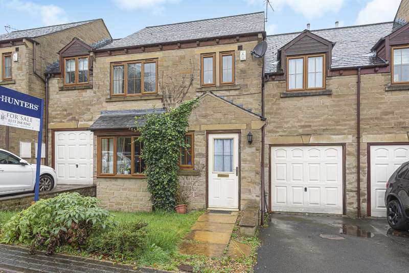 4 Bedrooms Semi Detached House for sale in The Beeches, Pool In Wharfedale, Otley, LS21 1TL