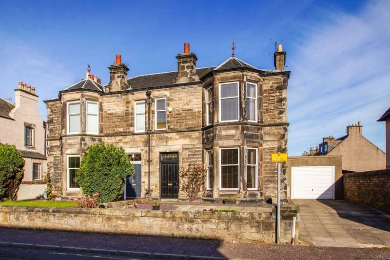 4 Bedrooms Semi Detached House for sale in Victoria Road, Leven, KY8