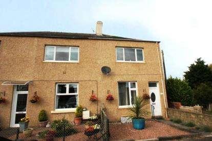 2 Bedrooms Flat for sale in Jamphlars Road, Cardenden