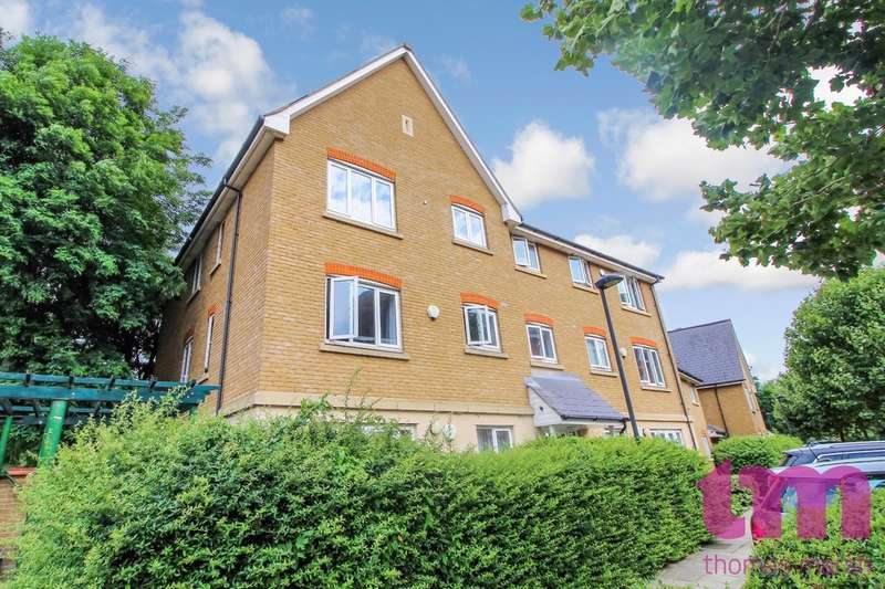 2 Bedrooms Flat for sale in Harrisons Wharf, Purfleet