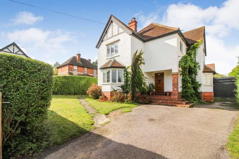 3 Bedrooms Detached House for sale in Weald Rise, Tilehurst, Reading, RG30