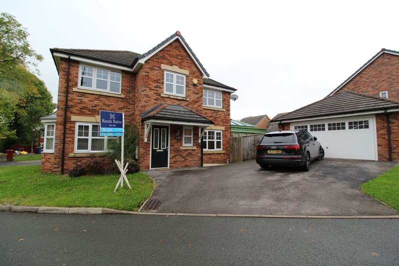 4 Bedrooms Detached House for sale in Barrow Brook Close, Barrow, Clitheroe, BB7