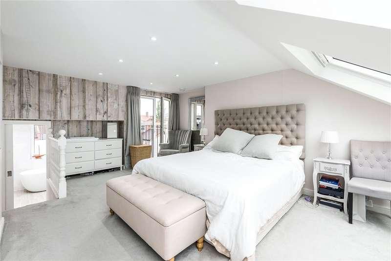 5 Bedrooms Terraced House for sale in Rudloe Road, London, SW12