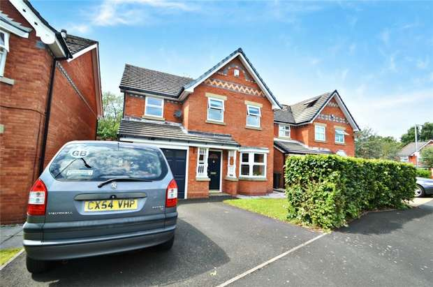 4 Bedrooms Detached House for sale in Cheadle Wood, Cheadle Hulme, Stockport, Cheshire