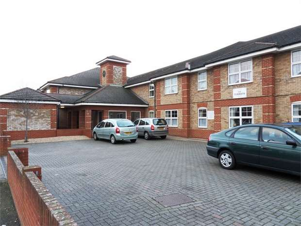 1 Bedroom Retirement Property for sale in The Turrets, West Lane, SITTINGBOURNE, Kent