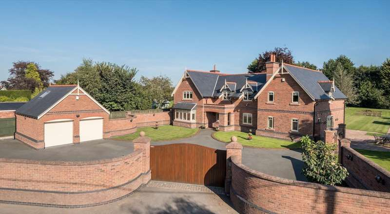 5 Bedrooms House for sale in 5 bedroom House Detached in Bunbury Heath