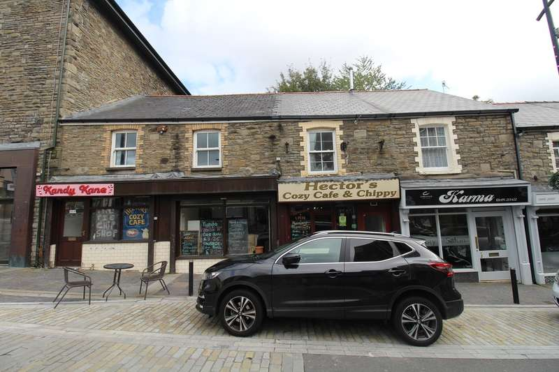 Commercial Property for sale in Church Street, Abertillery, NP13