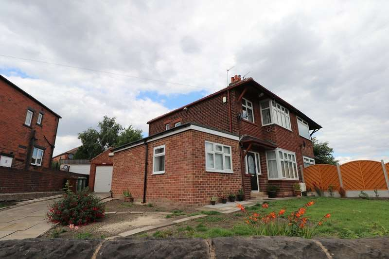 3 Bedrooms Semi Detached House for sale in Dixon Lane, Leeds, West Yorkshire, LS12