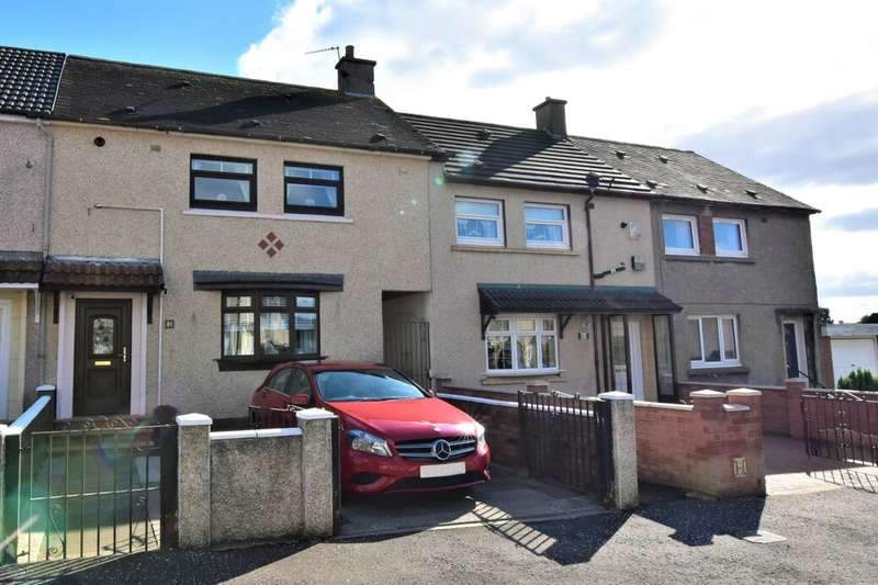 3 Bedrooms Property for sale in West End Drive, Bellshill, ML4