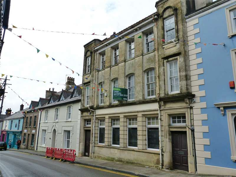 2 Bedrooms Hotel Commercial for sale in St. James Street, Narberth, Pembrokeshire