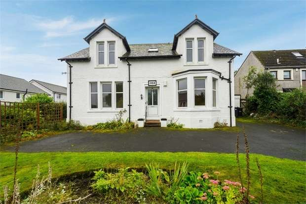 5 Bedrooms Detached House for sale in 28 Station Road, Armadale, Bathgate, West Lothian