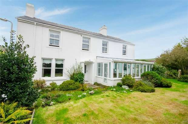 6 Bedrooms Detached House for sale in Main Street, Silecroft, Millom, Cumbria