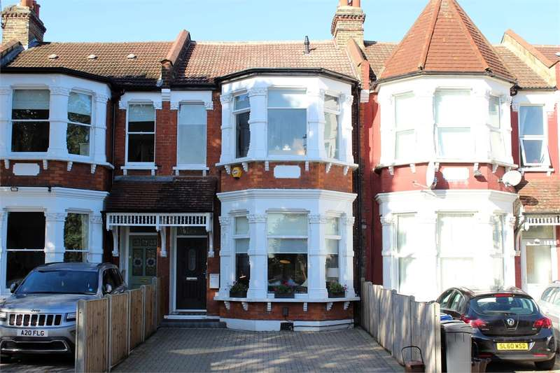 5 Bedrooms Terraced House for sale in Palmerston Road, Bowes Park, London