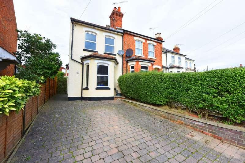 3 Bedrooms End Of Terrace House for sale in Waterloo Road, Aldershot, GU12