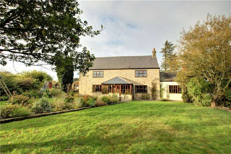 3 Bedrooms Detached House for sale in Shotley Bridge, Consett, Co Durham, DH8