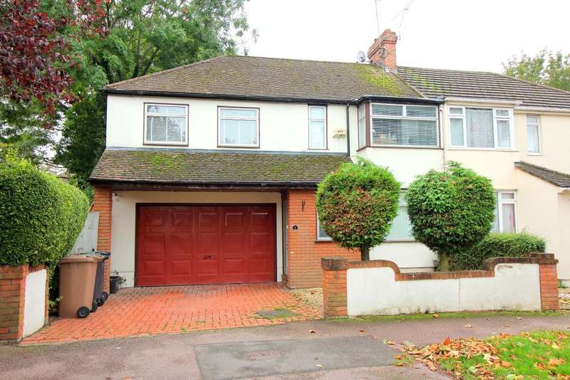 3 Bedrooms Semi Detached House for sale in Third Avenue, Luton, Bedfordshire, LU3 3ES