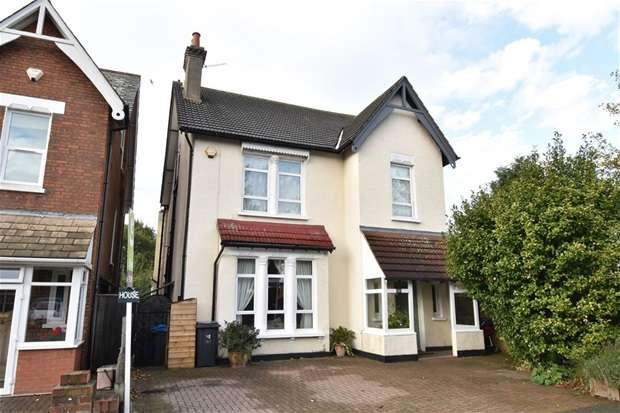 7 Bedrooms Detached House for sale in Beaufort Road, Kingston Upon Thames