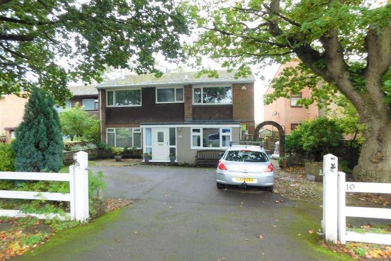 4 Bedrooms Detached House for sale in Poole Road, Upton, Poole, BH16