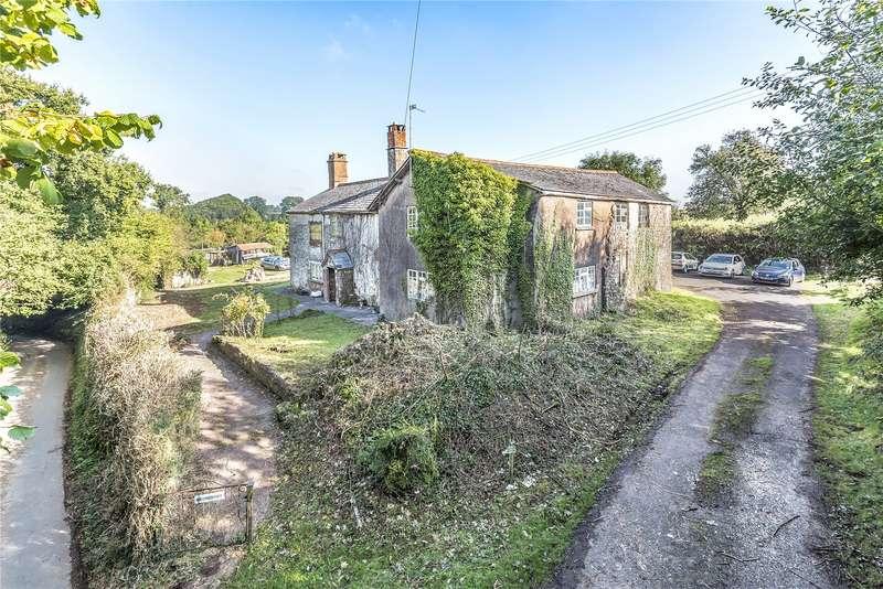 4 Bedrooms Detached House for sale in Greenham, Wellington, Somerset, TA21