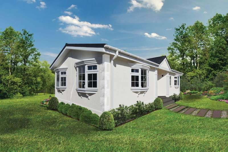 2 Bedrooms Mobile Home for sale in Elm Tree Residential Park, North Somerset