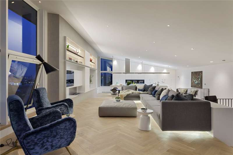 3 Bedrooms Flat for sale in Providence Tower, Bermondsey Wall West, London, SE1