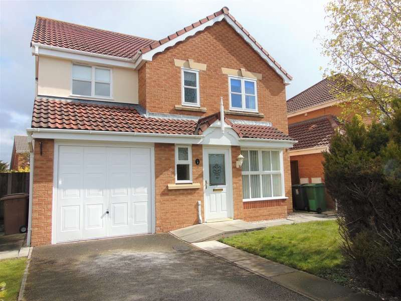4 Bedrooms Detached House for sale in Goodwood Drive, Moreton CH46