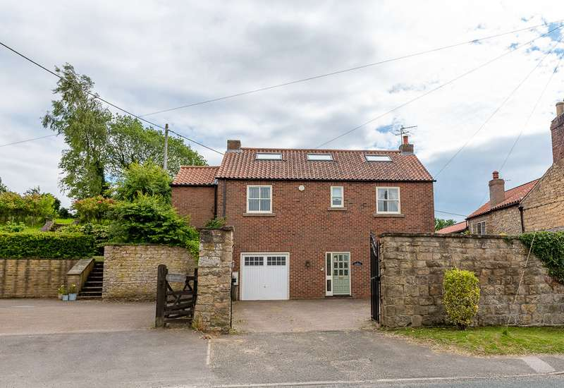 5 Bedrooms Detached House for sale in Appleton-le-Street, Malton YO17