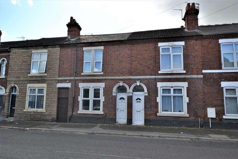 4 Bedrooms Property for sale in London Road, Alvaston DE24
