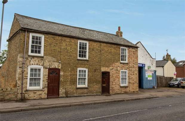 3 Bedrooms Link Detached House for sale in High Street, Wilburton, Ely, Cambridgeshire