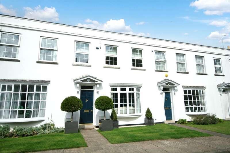 3 Bedrooms Property for sale in Ashley Lodge, Shurdington Road, Cheltenham GL53