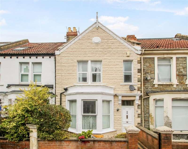 3 Bedrooms Property for sale in Allington Road, Southville, Bristol BS3