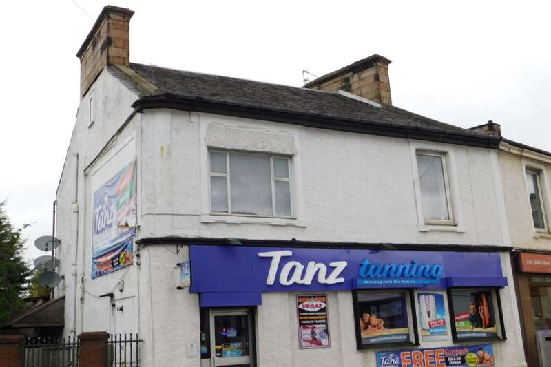 3 Bedrooms Flat for sale in Main Street, Wishaw, ML2