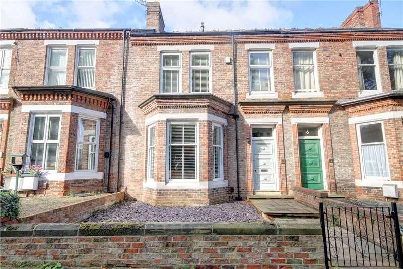 6 Bedrooms Terraced House for sale in Vane Terrace, Darlington, DL3