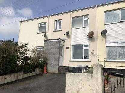 3 Bedrooms Terraced House for sale in Chapel Terrace, St. Blazey, Par