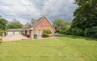 4 Bedrooms Detached House for sale in Wickhambrook, Newmarket, Suffolk