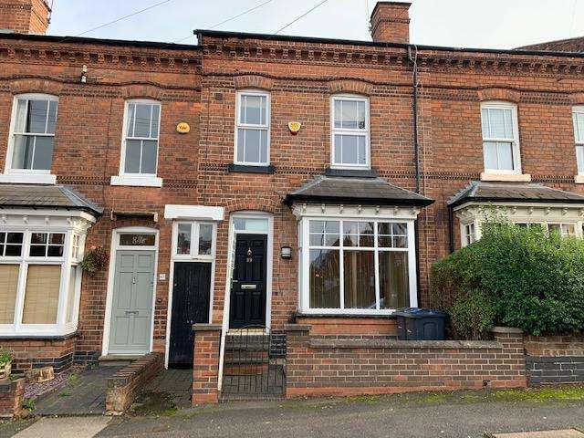 5 Bedrooms Terraced House for rent in Station Road, Harborne, Birmingham, B17 9LR