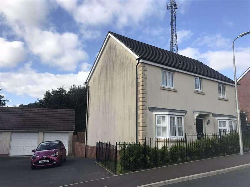 4 Bedrooms Detached House for sale in Meysydd Y Coleg, Carmarthen