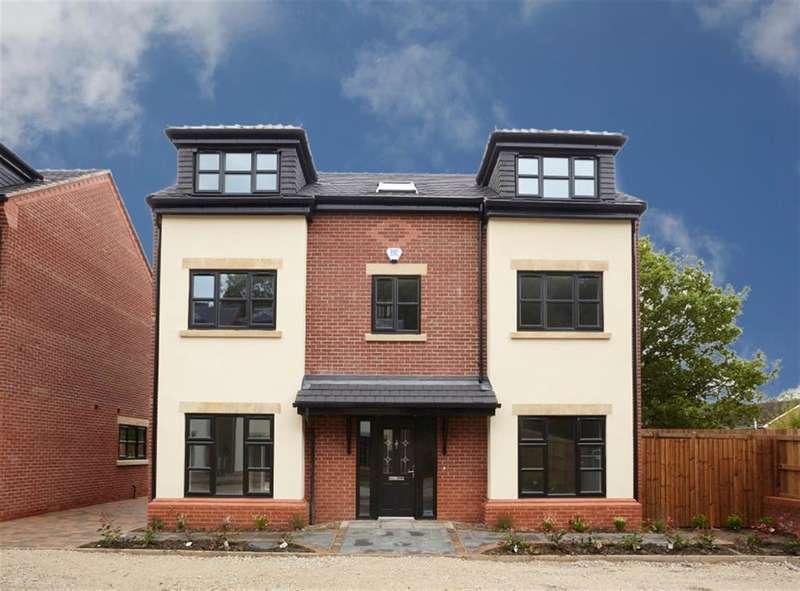 5 Bedrooms Detached House for sale in Woodland Grange, Ellenbrook, Manchester, M28 7AB