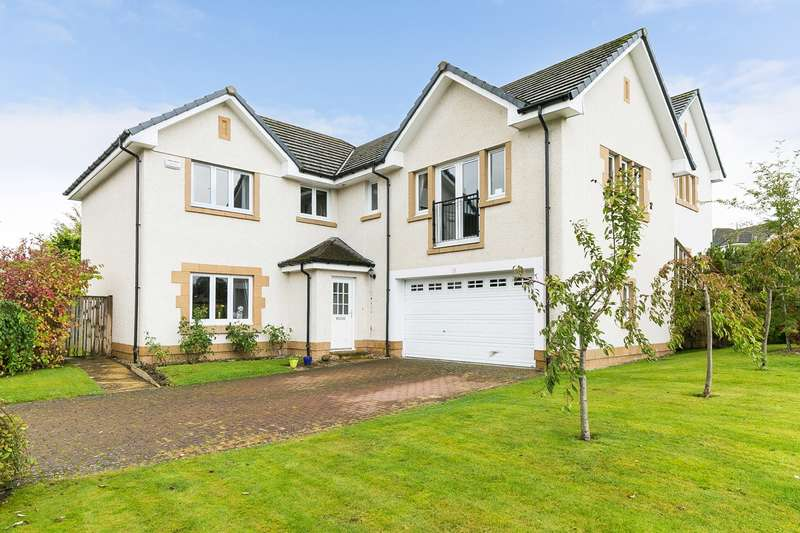 5 Bedrooms Detached House for sale in Jubilee Park, Peebles, EH45