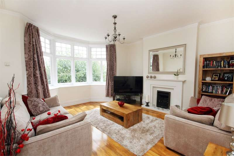 2 Bedrooms Flat for sale in Boileau Road, Ealing, W5