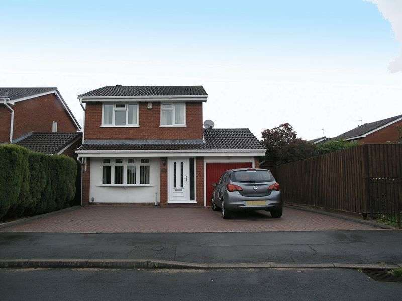 3 Bedrooms Property for sale in BRIERLEY HILL, AMBLECOTE / WITHYMOOR, Studley Drive