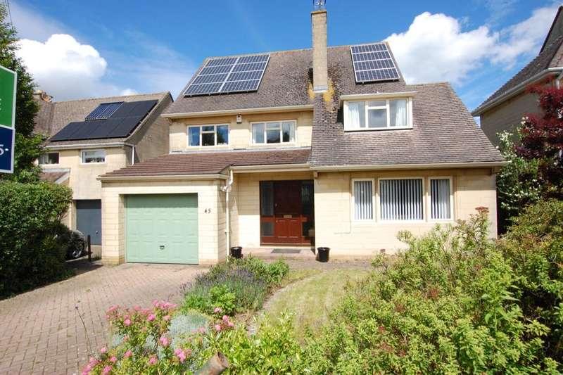 4 Bedrooms Detached House for sale in Manor Road, Keynsham, Bristol, BS31