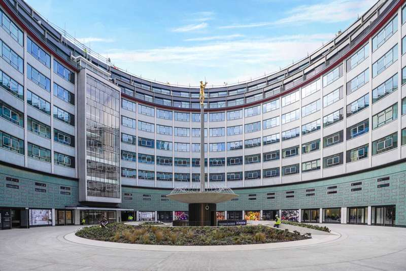 2 Bedrooms Apartment Flat for sale in 3 Television Centre, 101 Wood Lane, LONDON, W12 7FT