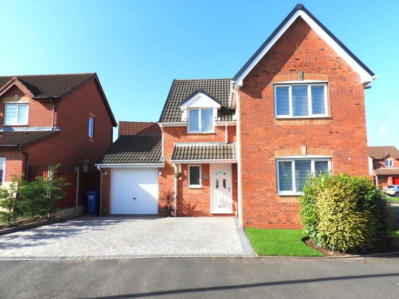 4 Bedrooms Detached House for sale in Saxon Way, Littledale
