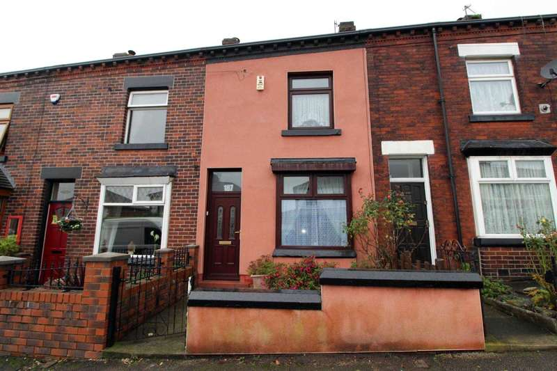 2 Bedrooms Terraced House for sale in Valletts Lane, Bolton