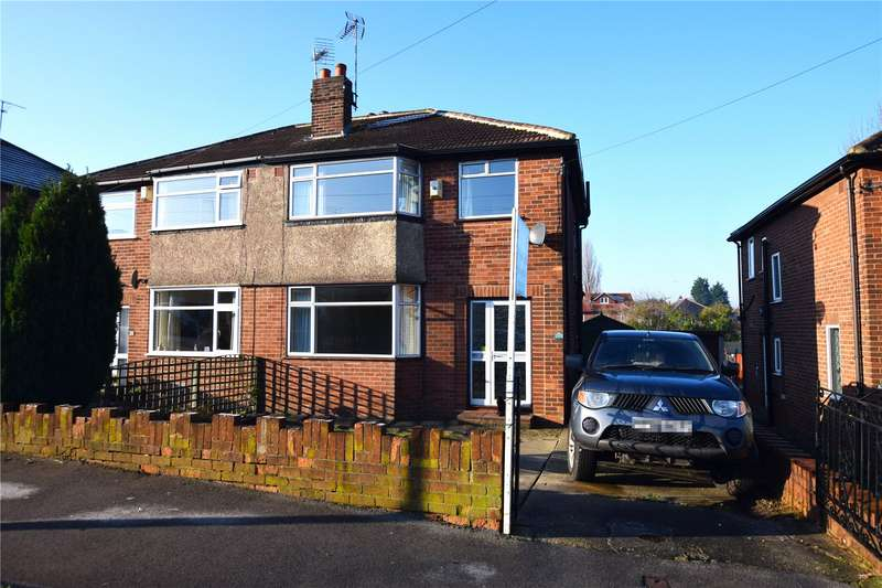 3 Bedrooms Semi Detached House for rent in Knightsway, Cross Gates, Leeds