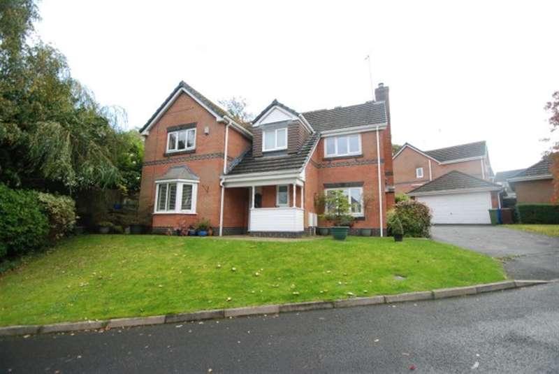 4 Bedrooms Detached House for sale in Acresbrook, Stalybridge, SK15 2QT