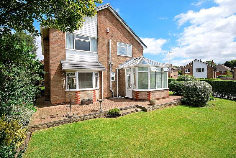 4 Bedrooms Property for sale in Blake Hall Road, Mirfield, West Yorkshire