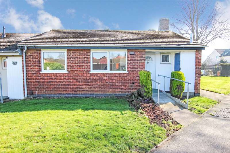 2 Bedrooms Property for sale in Poplars Close, Groby, Leicester