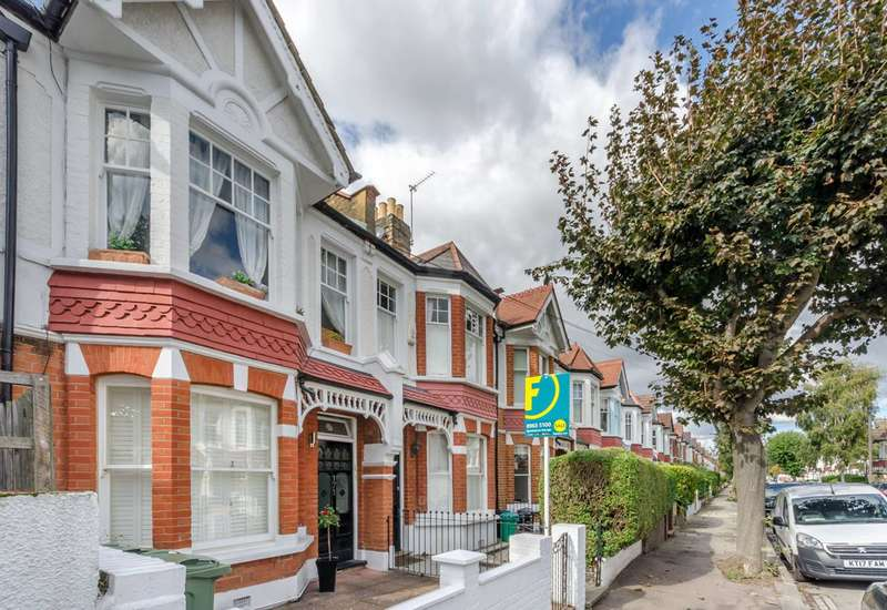 2 Bedrooms Maisonette Flat for sale in Astonville Street, Southfields, SW18